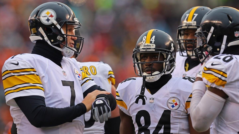 Watch Pittsburgh Steelers: Men of Steel live