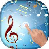 Magic Touch - Music Theme LWP