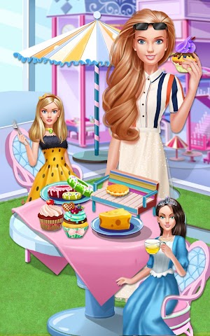 android Little Miss Doll - Dream House Screenshot 7