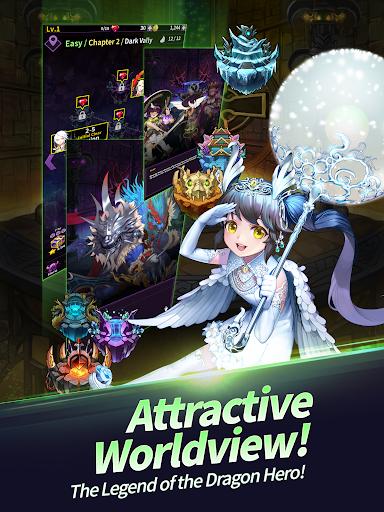 Dragon Heroes Tactics  screenshots 21