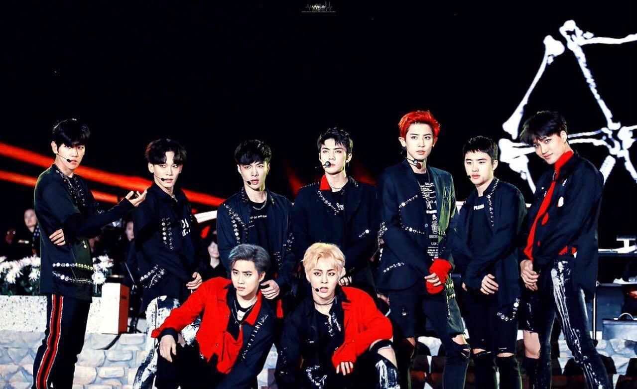 top kpop group june 2019 6