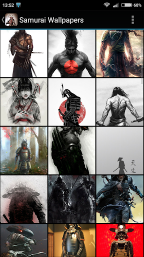 Samurai Wallpapers