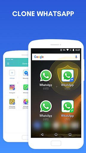 Clone App screenshot 4