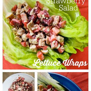 Chicken Strawberry Lettuce Salad Recipes