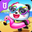 Baby Panda's Summer: Vacation icon