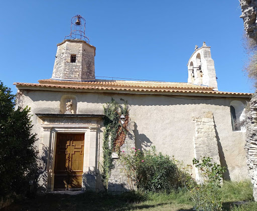 photo de église du Beaucet