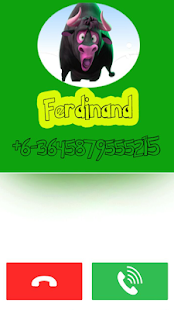 Fake Call from Ferdinand - náhled