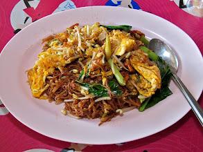 """Photo: Phimai-style stir-fried noodles (""""pad mee Phimai"""")"""
