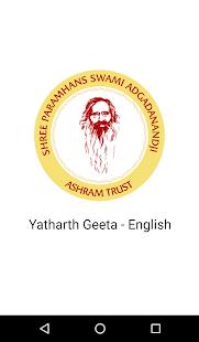 Yatharth Geeta (English) - Srimad Bhagavad Gita - náhled