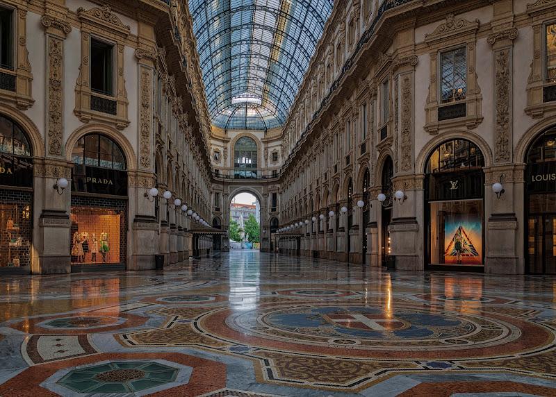 Galleria Vittorio Emanuele II di Concetta Caracciolo