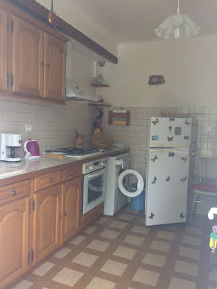 Location appartement meublé 2 pièces 38,21 m2