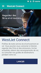 WestJet– Vignette de la capture d'écran