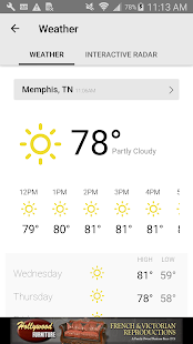 LocalMemphis News & Weather- screenshot thumbnail