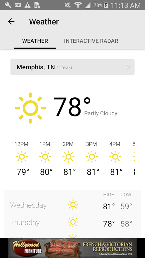 LocalMemphis News & Weather- screenshot