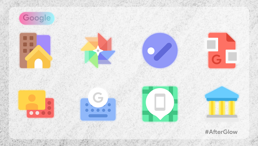 Afterglow Icons Free 2.3.4 screenshots 1