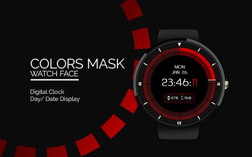 Colors Mask Moto 360 free