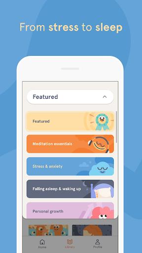 Headspace: Meditation & Mindfulness 3.9.1 screenshots 3