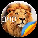 Animal Wallpapers (HD, QHD) icon