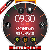 Pulse Watch Face