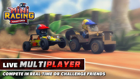 Mini Racing Adventures 1.4 screenshot 68004