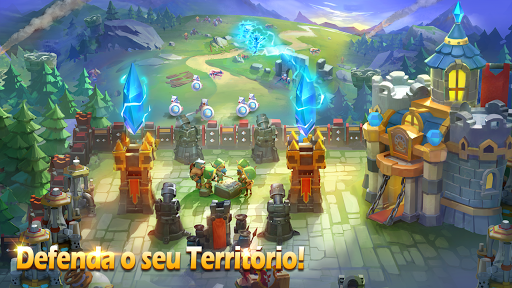Castle Clash: Pelotu00e3o Valente  screenshots 12
