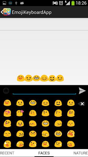 Emoji Keyboard Smiley Emoticon