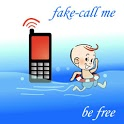 Fake-Call Me Pro - Xmas Santa icon