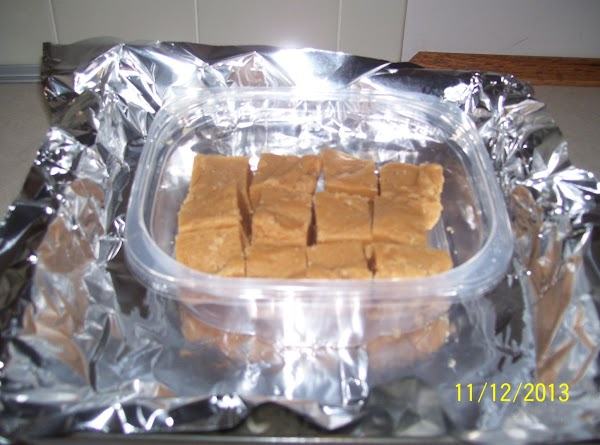 Country Road Peanut Butter Fudge Recipe