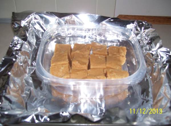 Country Road Peanut Butter Fudge Recipe