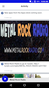 Metal Rock Radio - náhled