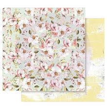Prima Fruit Paradise Double-Sided Cardstock 12X12 - Blooming Season UTGÅENDE