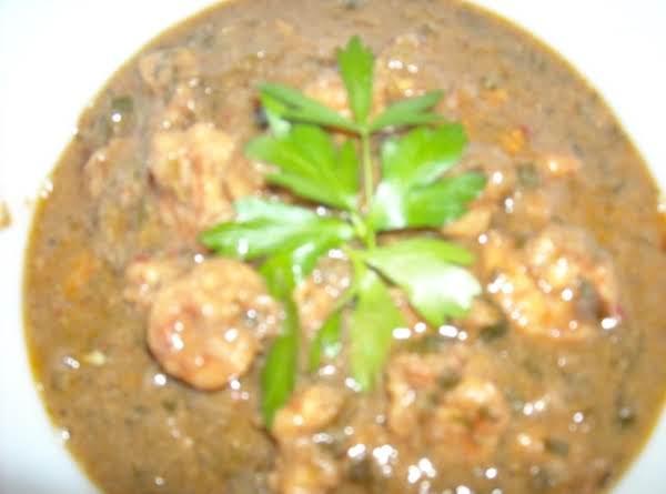 Crawfish E'touffee Recipe