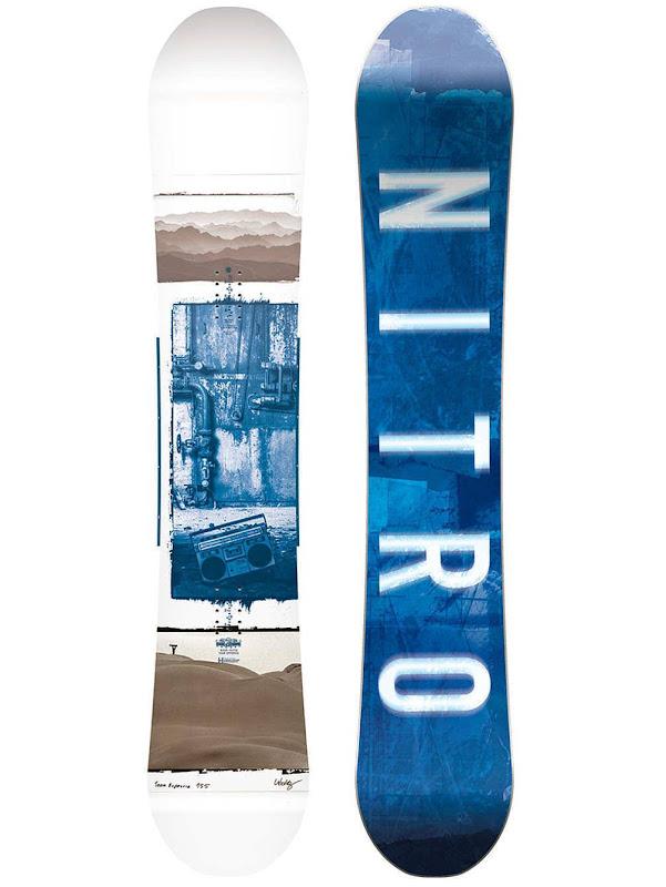 Nitro - Team Exposure Camber Snowboard