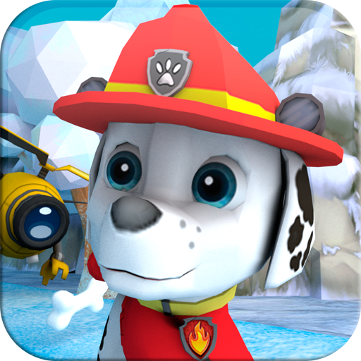 Marshall Runner Patrol: Snow Paw