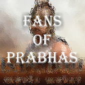 Fans of Prabhas