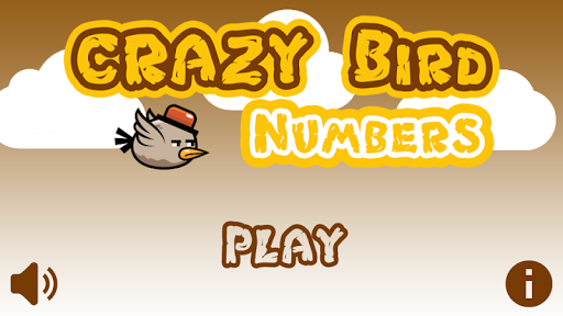 Crazy Bird: Numbers