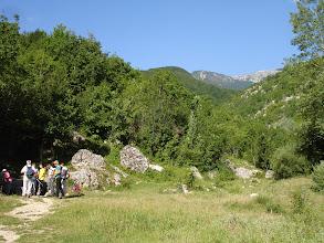 Photo: krećemo od izvora kod sela Podgradina