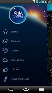 Chile Mobile Observatory screenshot 2