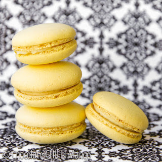 Limoncello Macarons