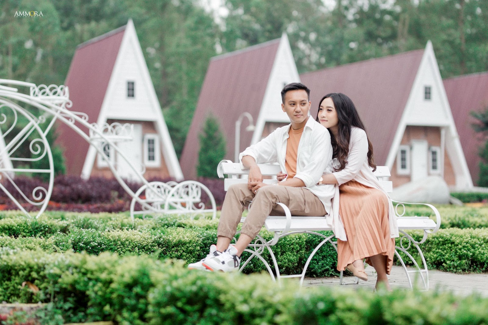Ammora Jasa Foto Prewedding Malang