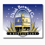 Logo for Ukiah Brewing Co and Restaurant