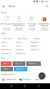 N Docs - Office, Pdf, Text, Markup, Ebook Reader 3.8.9 (Mod)