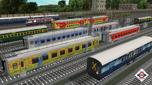 Indian Train Simulator  screenshots 16