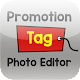 Promotion Tag Photo Editor APK