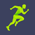 Running and Calories Tracker With GPS icon