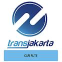 TransJakarta Busway Navigation icon