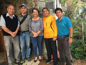 Photo: Professors from ULA