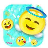 Emoji keyboard — Cute emoji