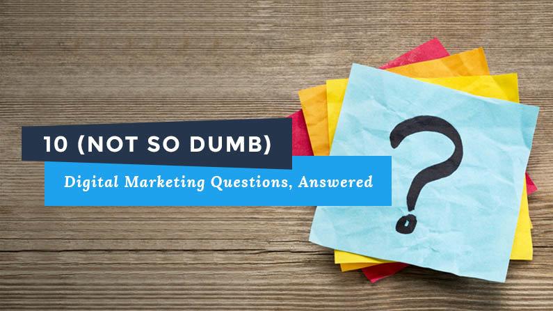 Marketing case studies interview questions