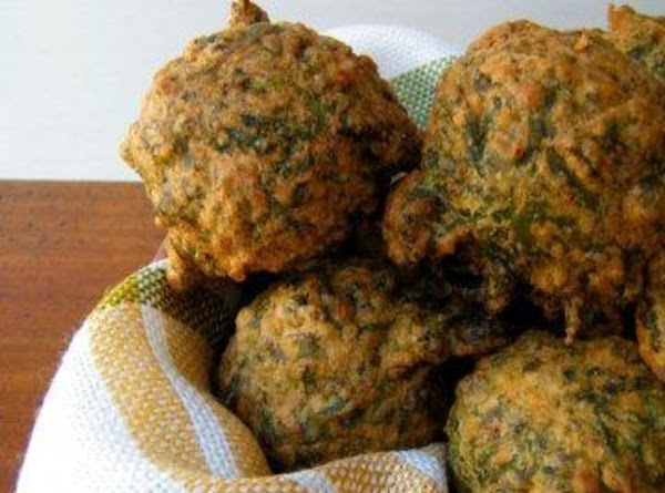 Swiss Chard Fritters Recipe